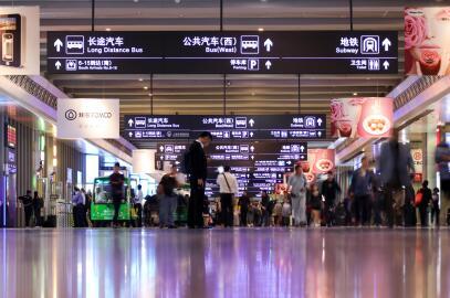 马来西亚机场有中国人吗?